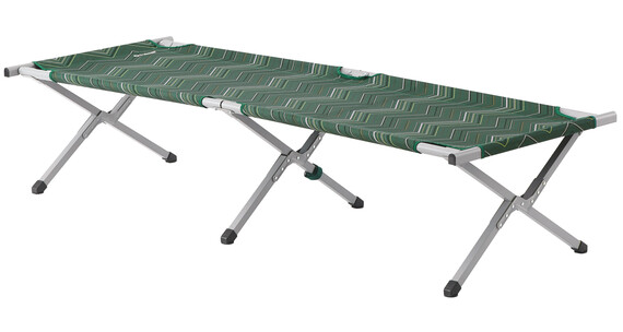Outwell Laguna Hills Folding Bed green